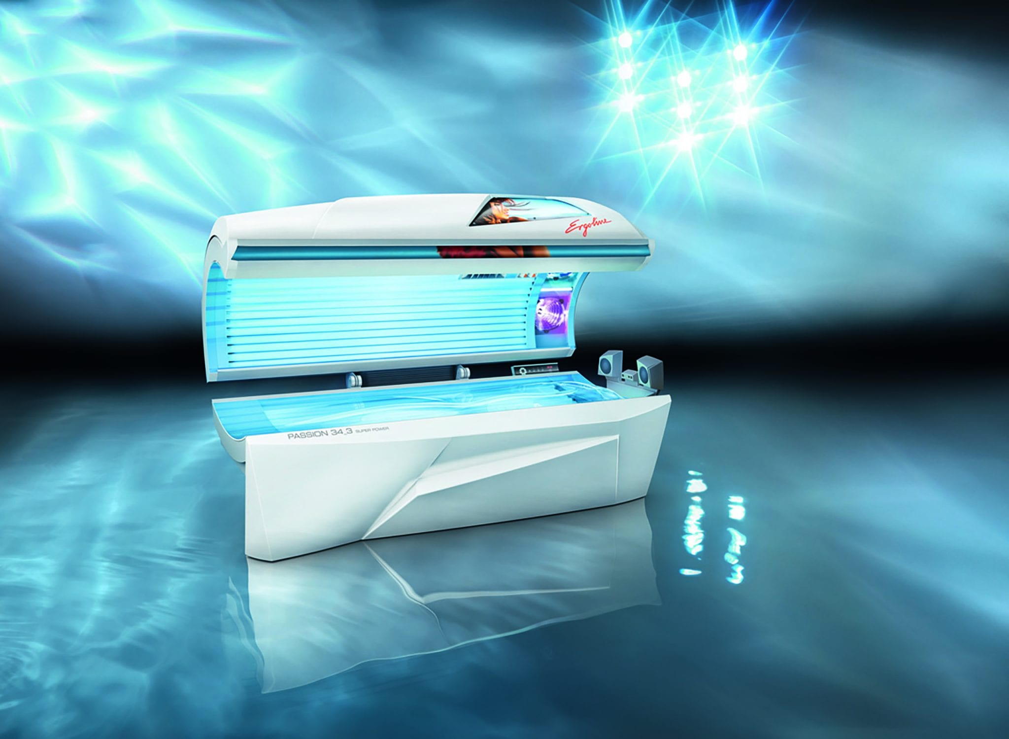 Passion tanning bed